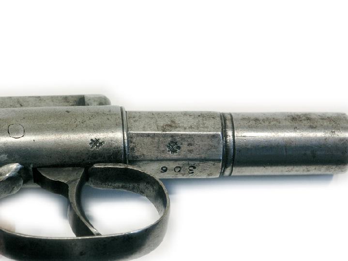 Однозарядный пистолет Аллена
