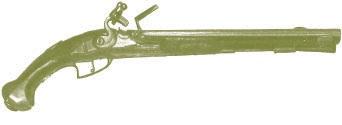 Пистолет драгунский и кирасирский образца 1731 г.