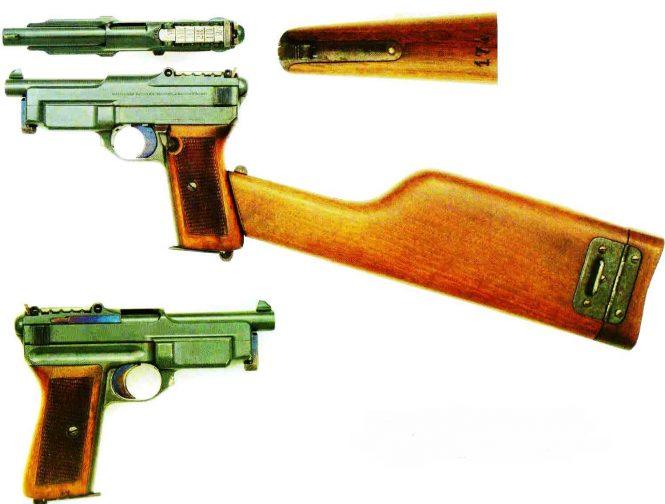 Mauser 1912/14