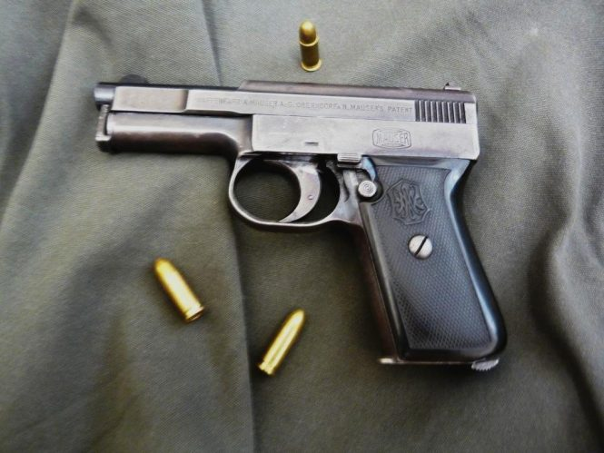 Mauser 1910