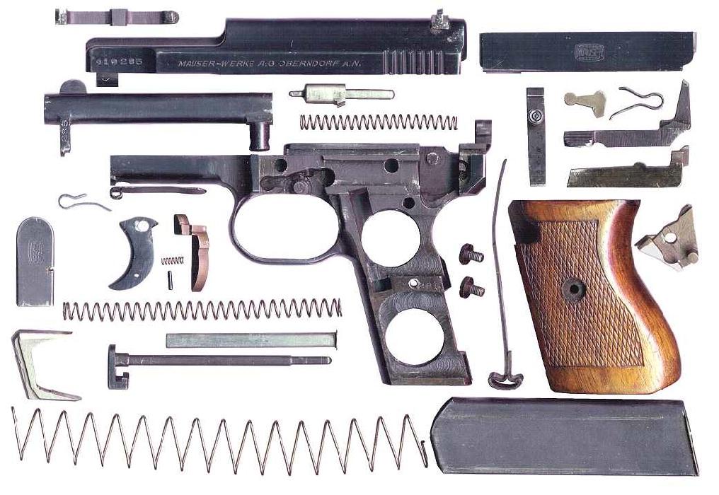 Маузер 1910/34