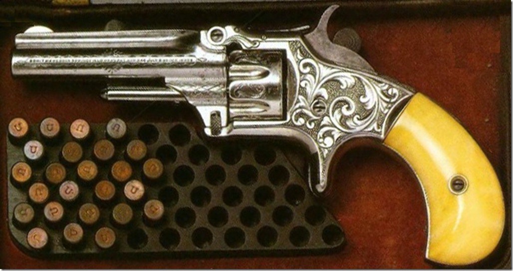 Smith & Wesson Third Issue №1.