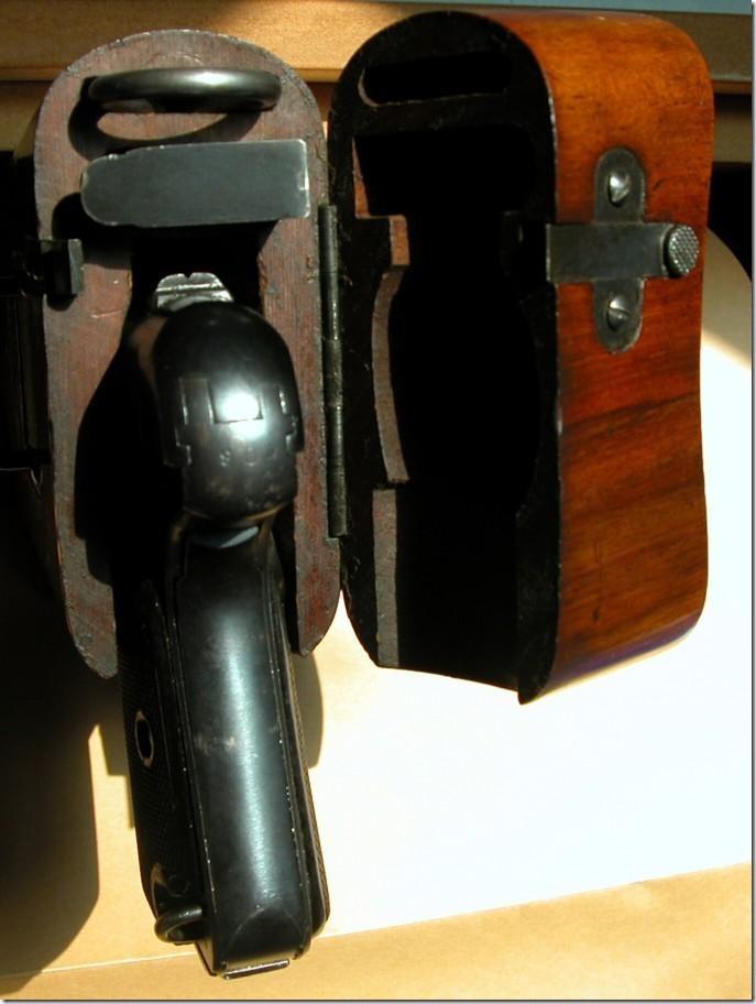 Кобура-приклад Браунинг 1903