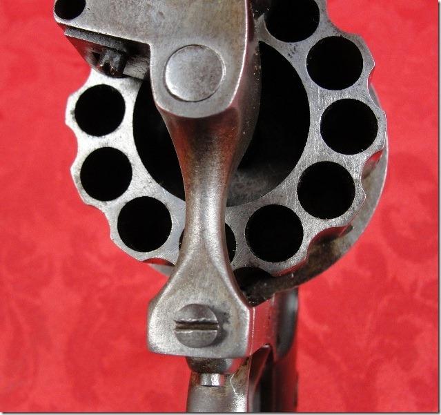 Барабан револьвера Лефоше