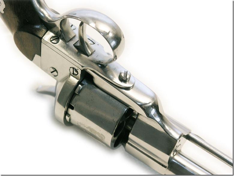 Револьвер Лефоше 1858