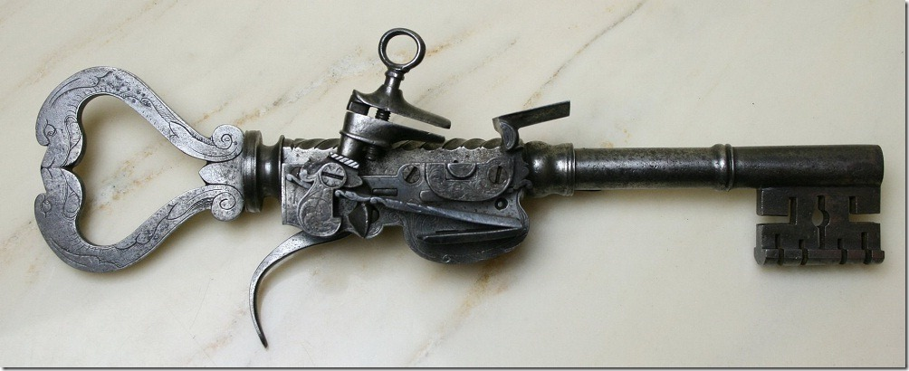Ключ-пистолет