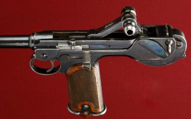 Borchardt C93 Pistol