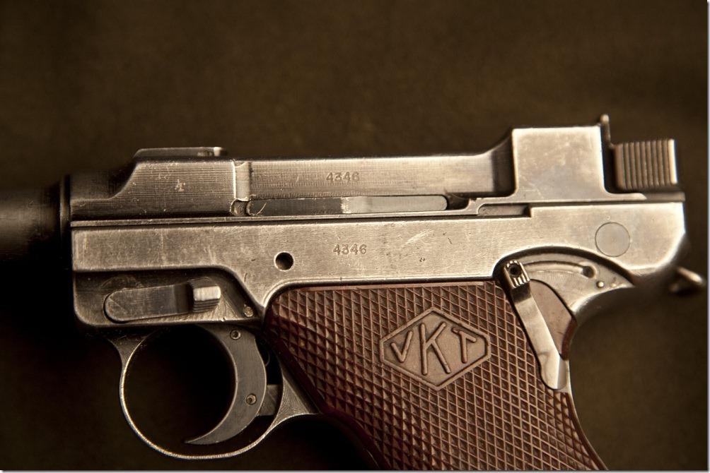 Пистолет Лахти VKT-L 1935 (кликните по изображению, чтобы увидеть фото полного размера)