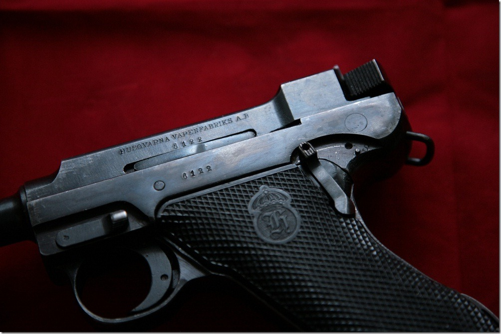 Пистолет Лахти VKT-L 1935