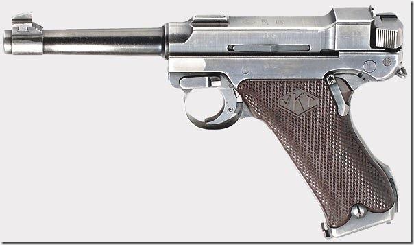 Пистолет Лахти L-35 третьей промышленной сери