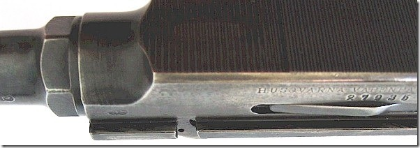 Пистолет Лахти М-40 второй серии