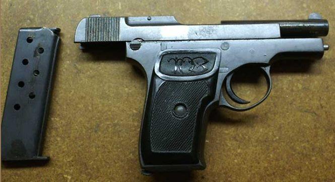 Korovin pistol or TK
