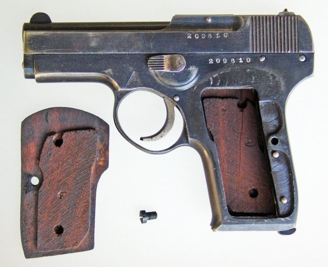 Pistol Korovin first model