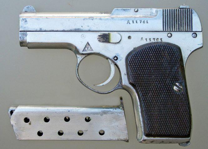 Pistol Korovin TK series A