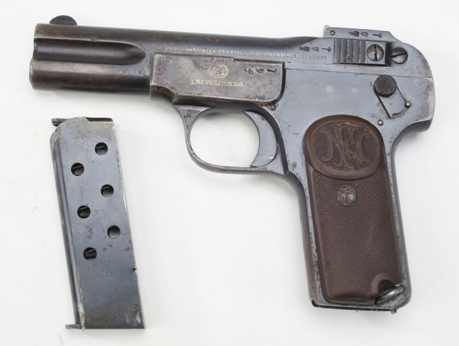 FN Browning model 1900