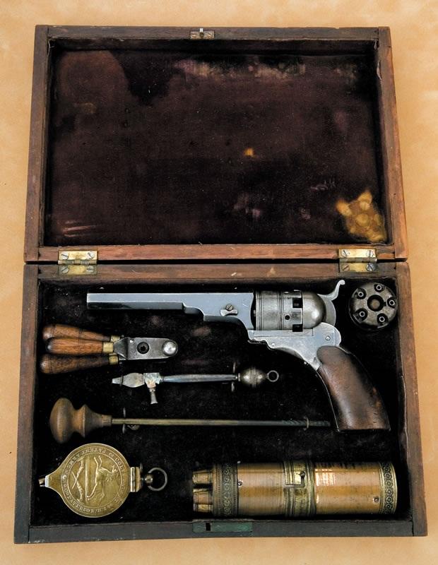 Colt Paterson Revolver №2