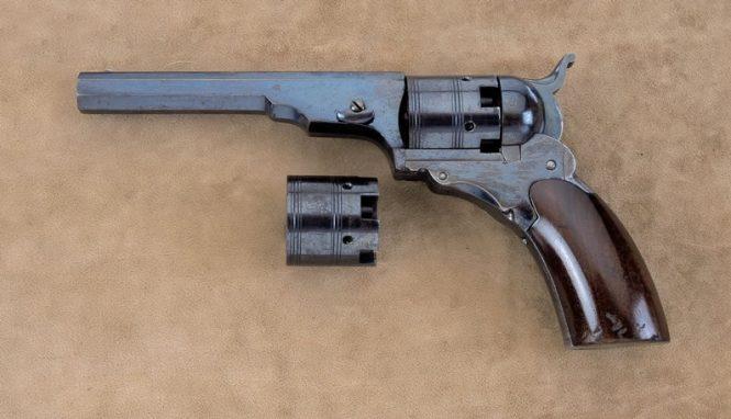 Colt Paterson Revolver #1