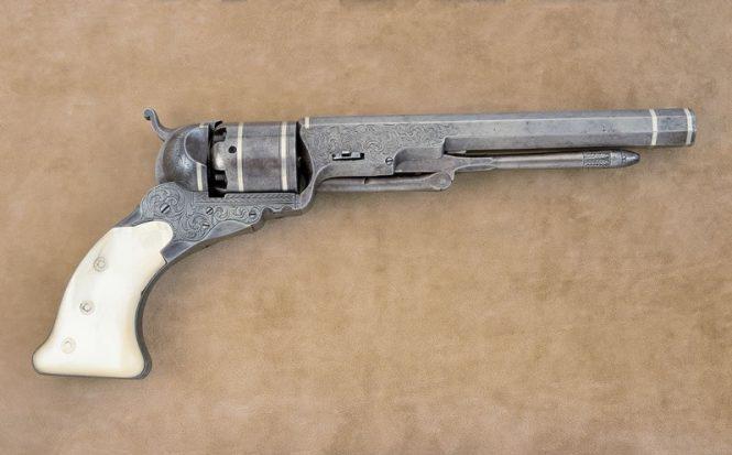 Colt Paterson Revolver №5