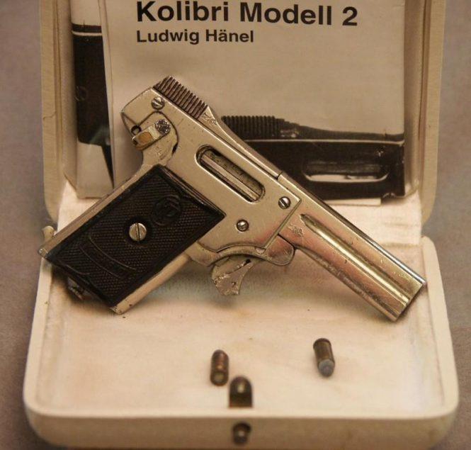 Kolibri Pistol 2