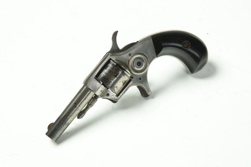 однозарядных пистолетов