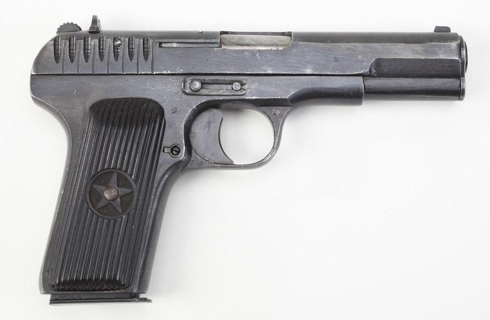 Пистолет ТТ (Тульский