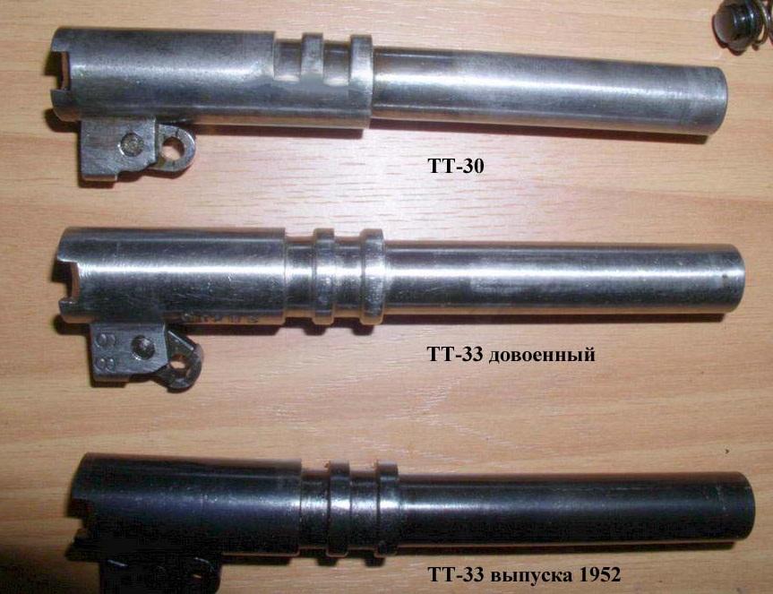 Пистолет ТТ образца 1930 года