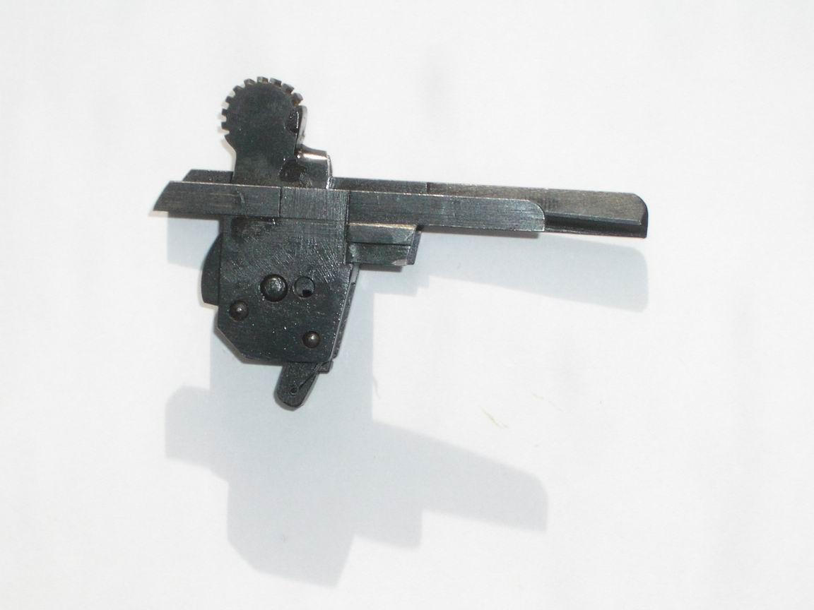 пистолета макарова схема размеры деталей