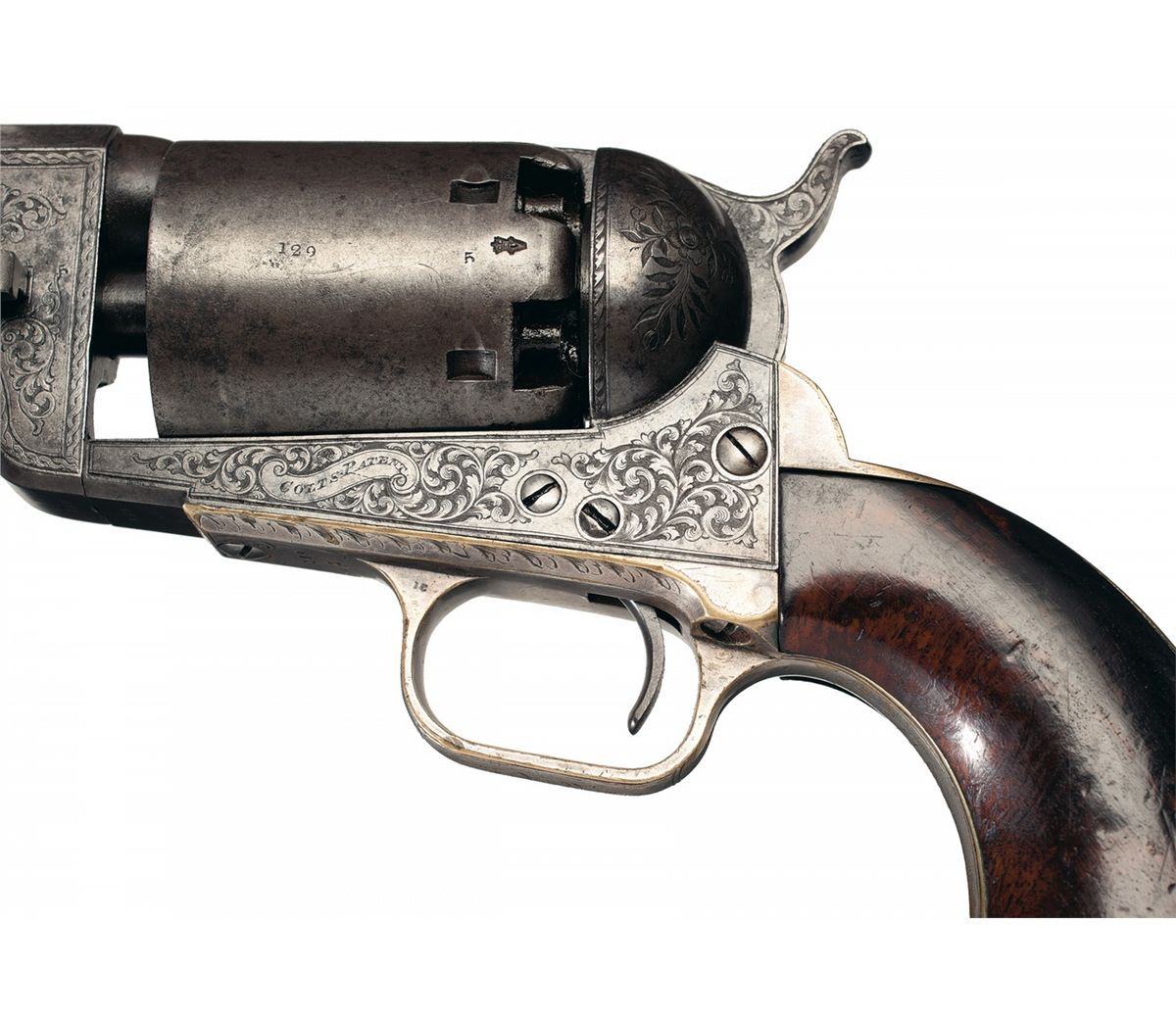 Colt Hartford English Dragoon Revolver