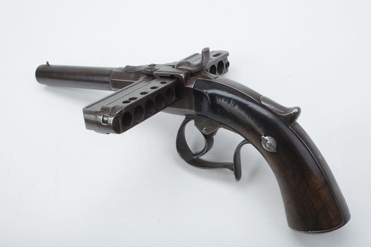 Harmonica Pistol