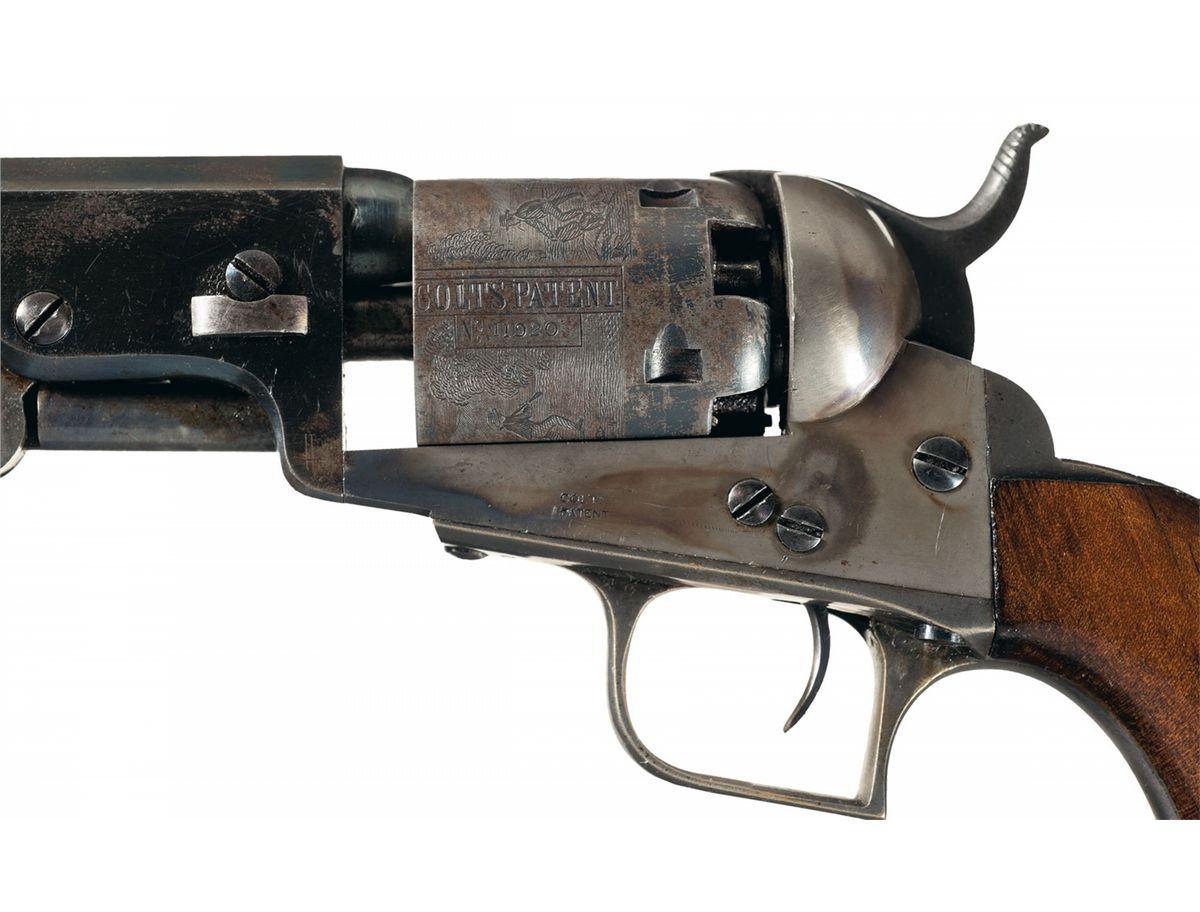 Model 1848 Pocket Revolver or Baby Dragoon