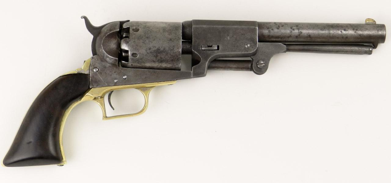 Colt Whitneyville Hartford Dragoon Revolver