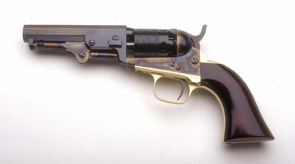 Model Pocket Revolver 1849