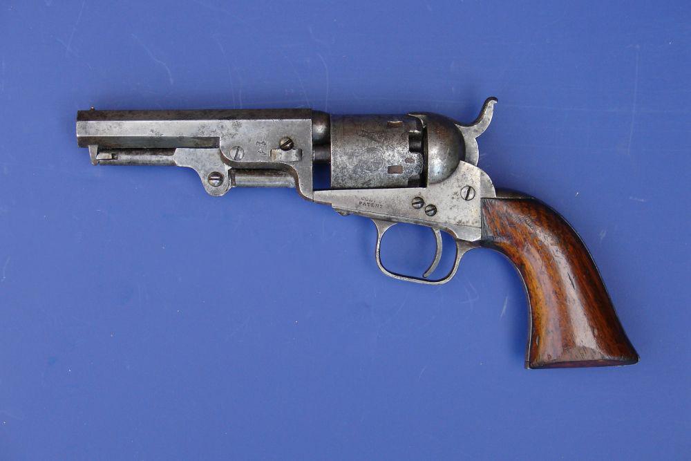 Colt London 1849 pocket revolver