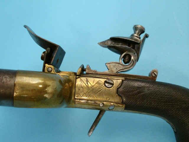 Duck Foot Pistol