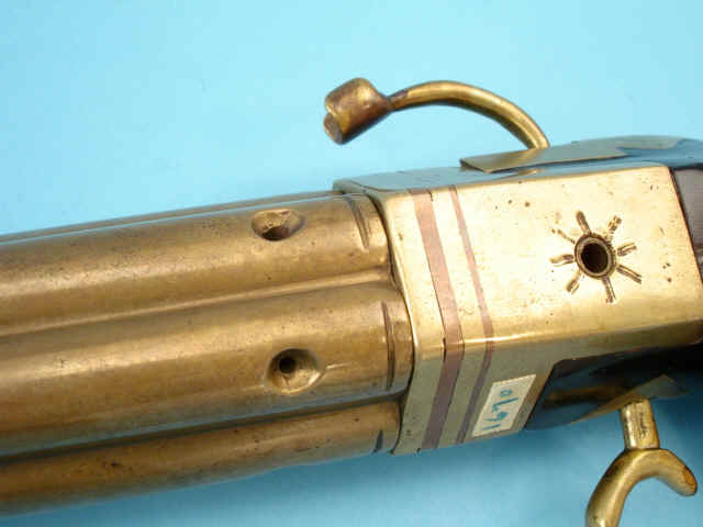 фитильный пистолет