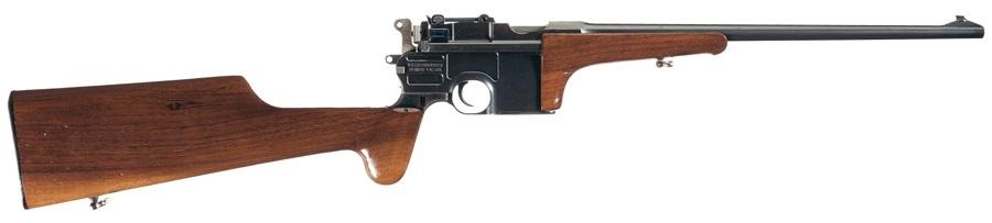 Mauser C96 - Karabiner