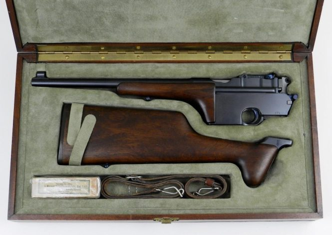 Mauser C96 Carbine
