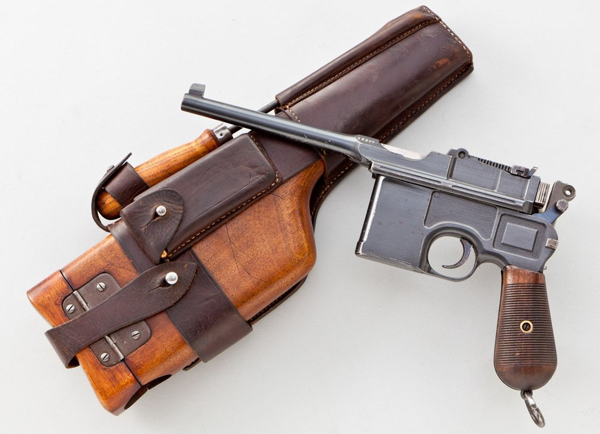 Mauser C96 Wartime Commercia