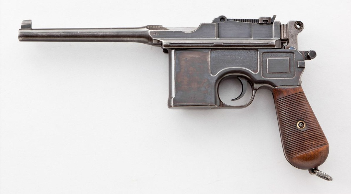 Mauser C96 Wartime Commercial