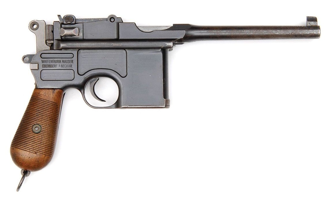 1910 Persian Contract Mauser