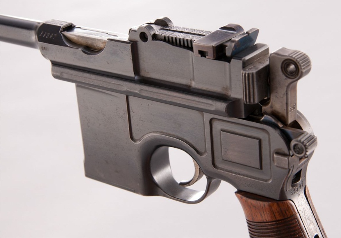 Mauser C96 Pre-war Commercial