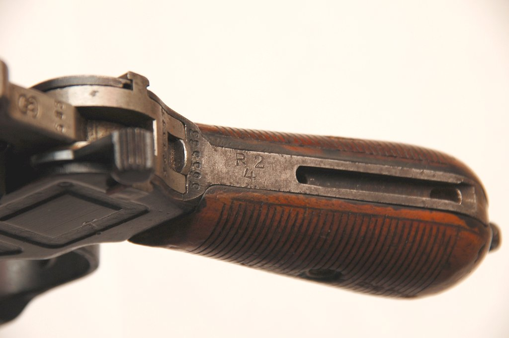 Mauser C96 M1916 Austrian Contract
