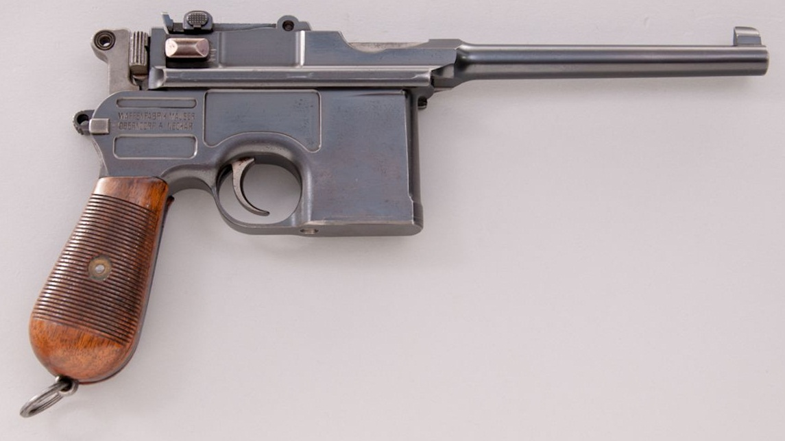 Mauser C96 Small Ring Hammer