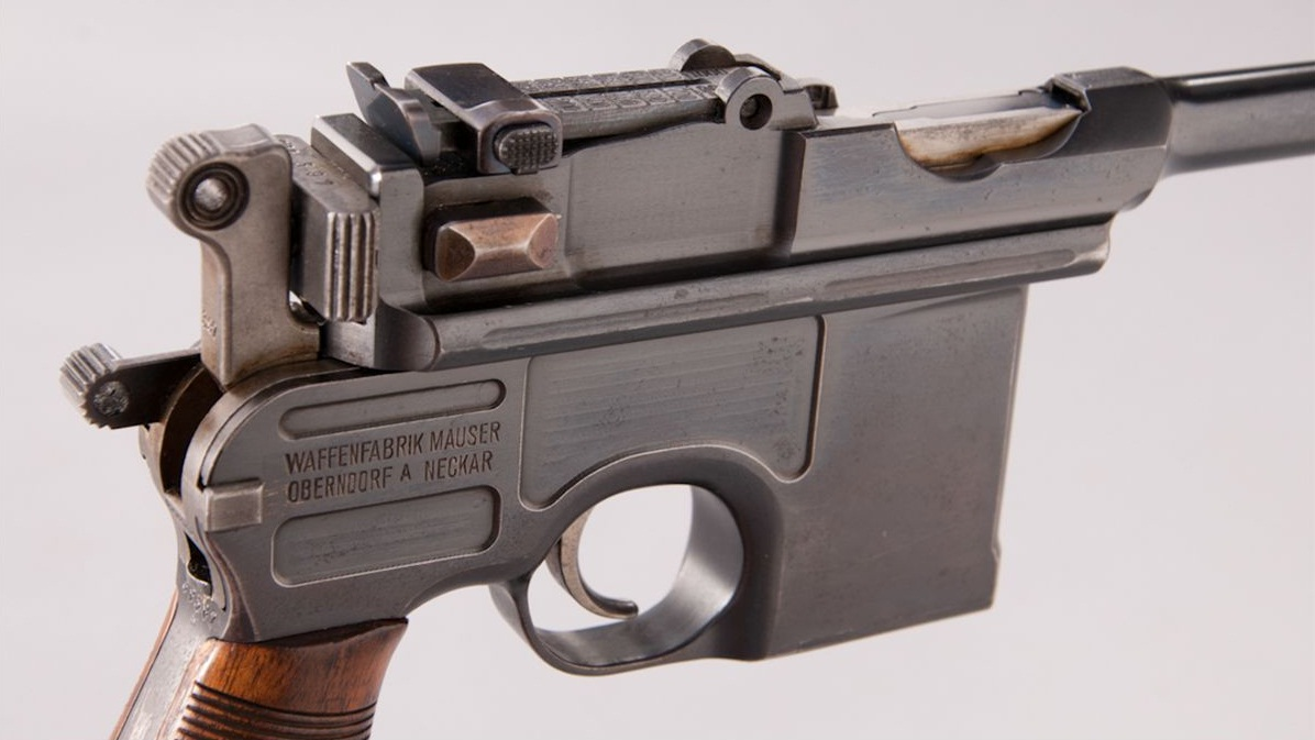 Mauser C96 Small Ring