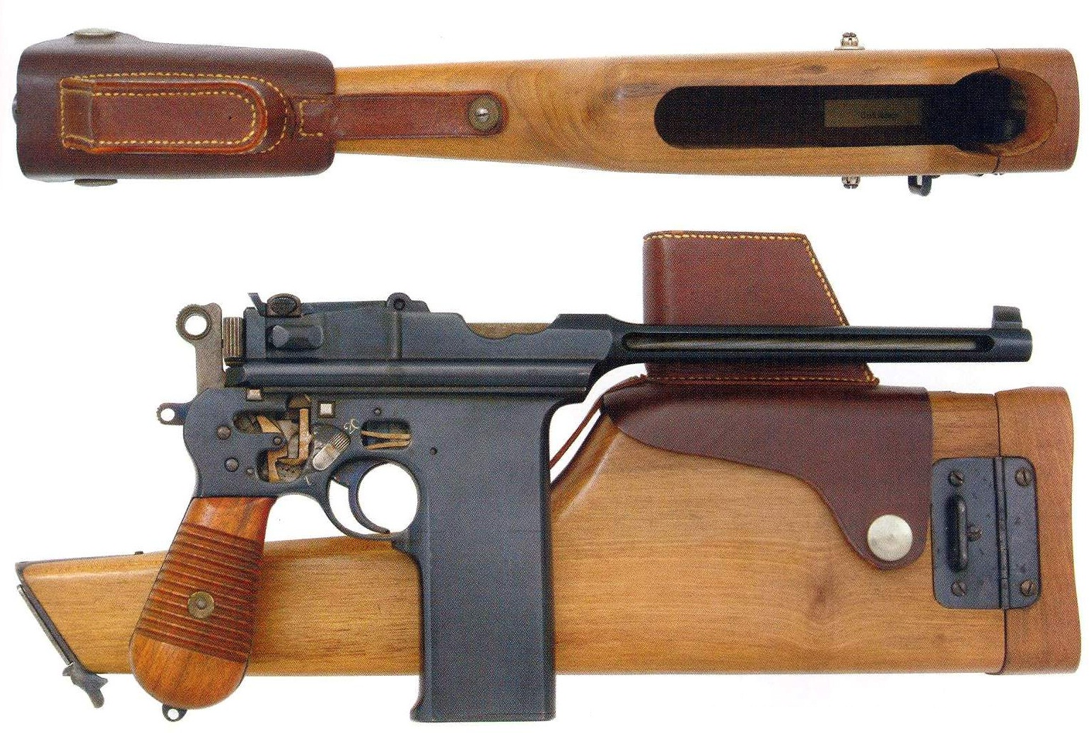 Pistole Astra Model 902