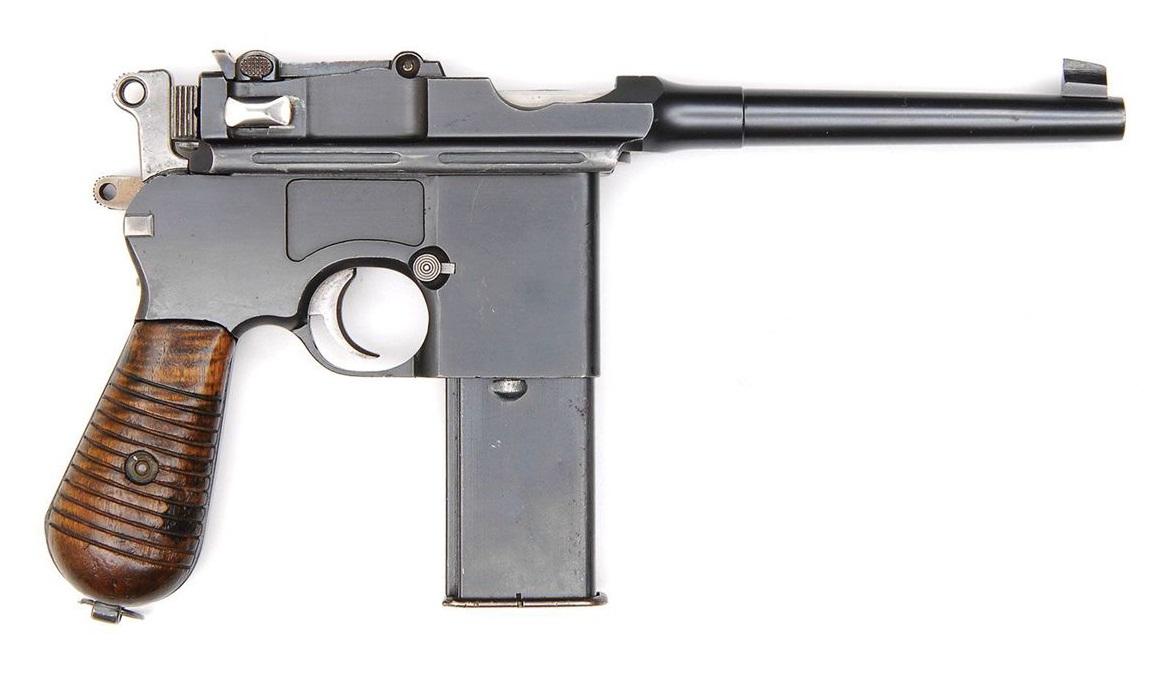 пистолета Маузер К-96