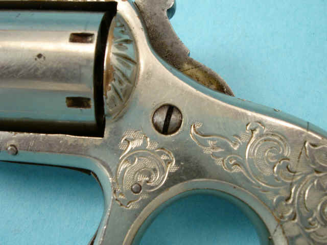 James Reid Knuckle-Duster Revolver My Friend
