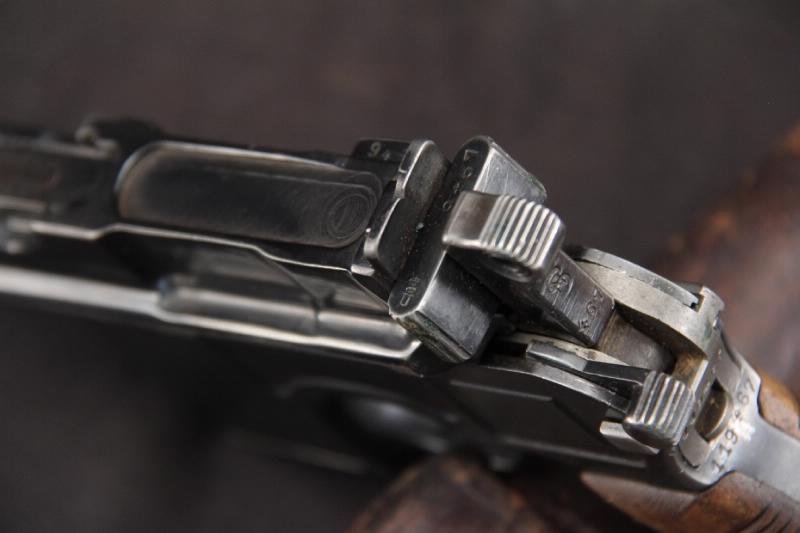 Mauser C96 1920 Reworks