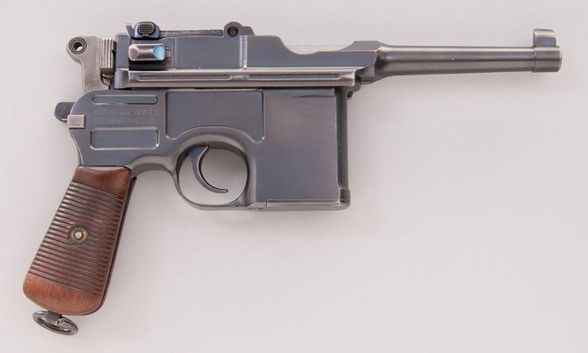 Mauser C96 Postwar Bolo