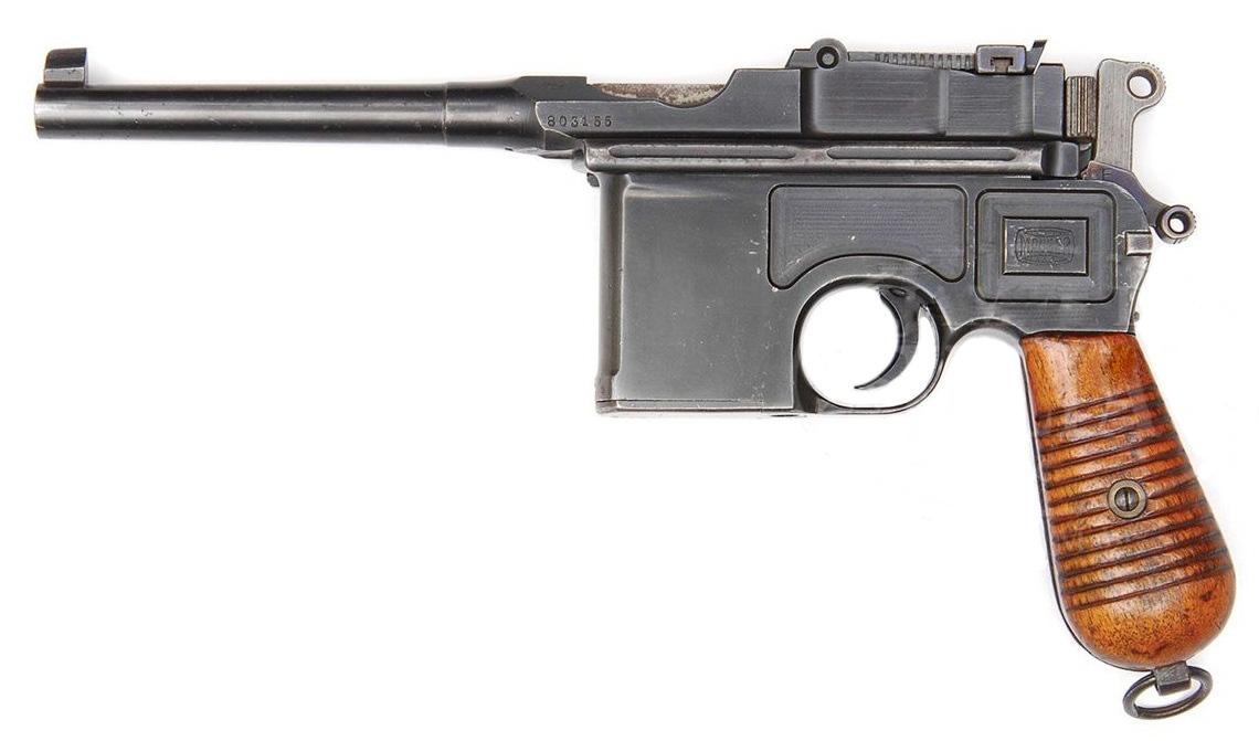 Mauser C96 Model 1930